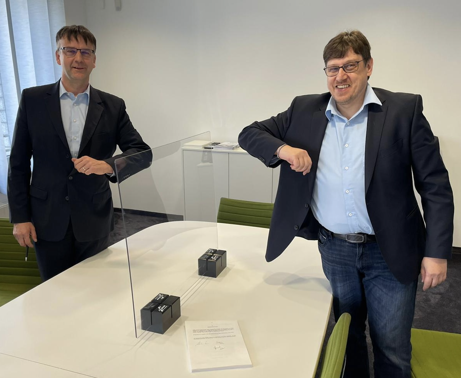Neue Kooperation in der Logistikbranche: MVB CONSULTING GMBH kooperiert mit catkin GmbH